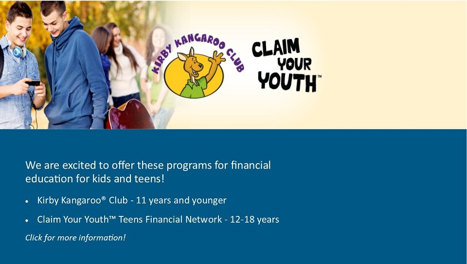 Child and Teen Clubs